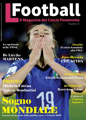 Scarica l'ultimo numero di L Football Magazine