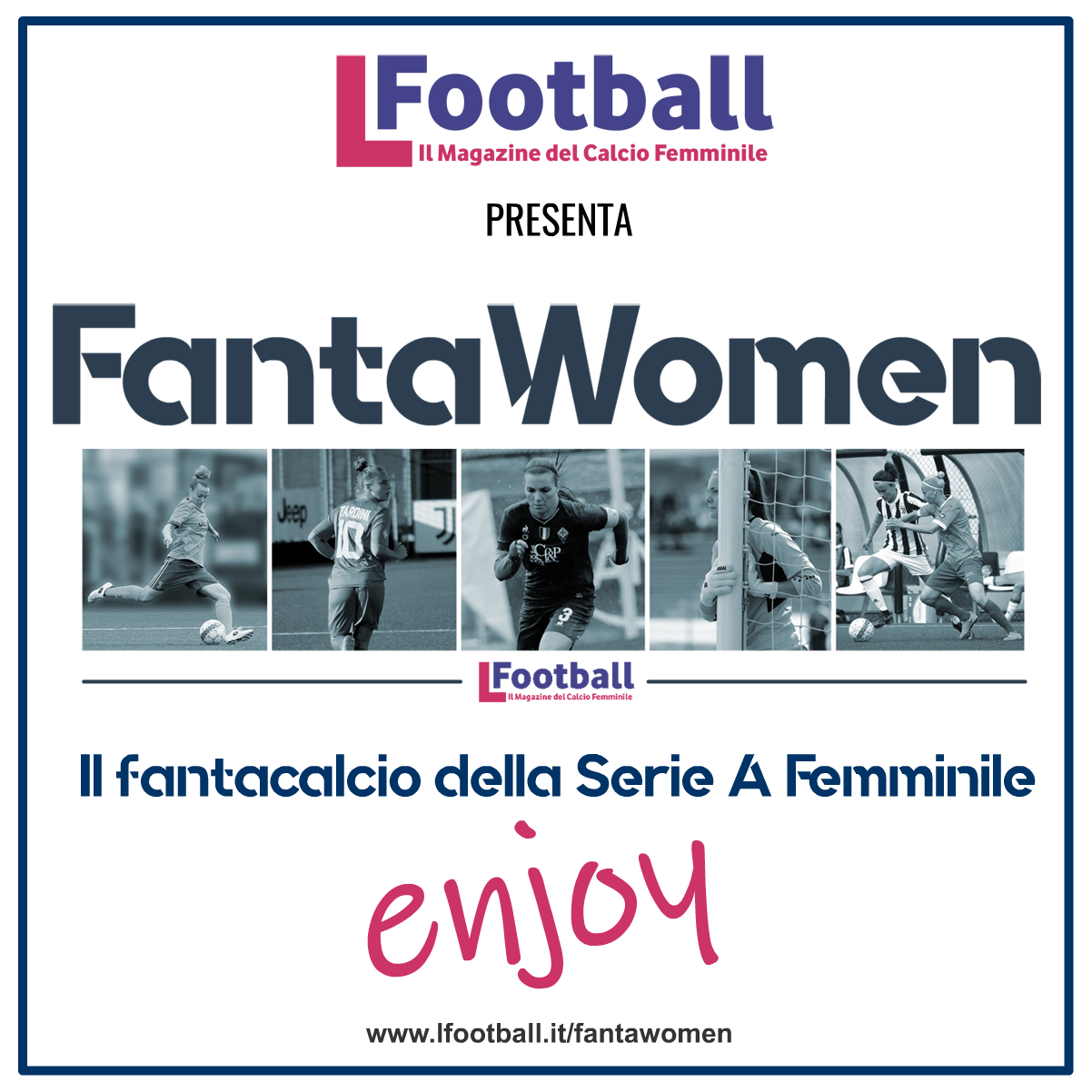 Partecipa a FantaWomen, il fantacalcio della Serie A femminile!