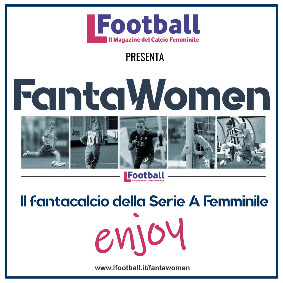 Partecipa a FantaWomen, il fantacalcio della Serie A femminile!