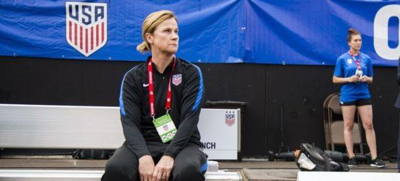 Jill Ellis Nazionale USA