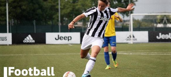 Martina Rosucci in azione