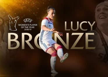 Lucy Bronze vincitrice del UEFA Women's Player of the Year