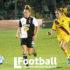 Aurora Galli in azione contro il Barcellona