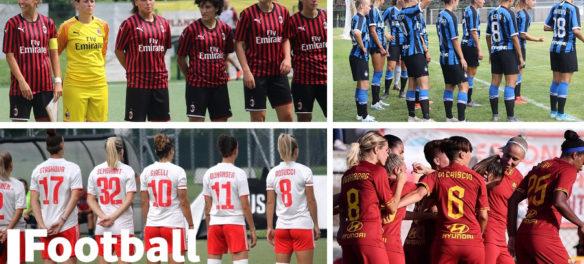 Serei A Calcio femminile