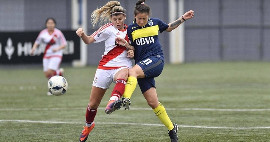 derby calcio femminile argentino