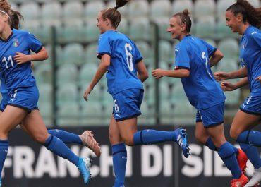 Italia calcio femminile Under 19