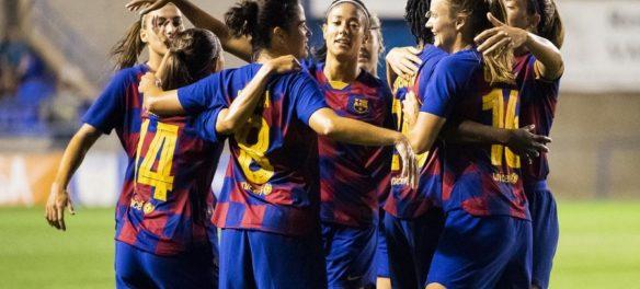 barcelona femenì