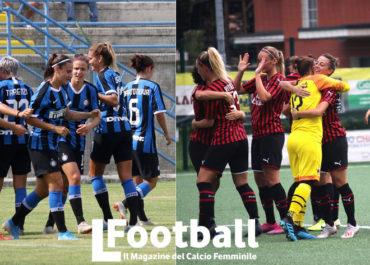 inter e milan calcio feminile