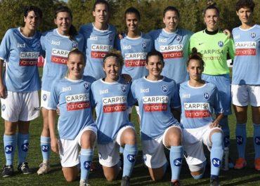 Serie B Napoli Femminile