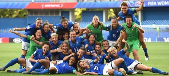 Italia alcio Femminile