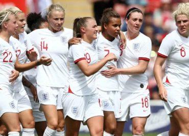 inghilterra calcio femminile
