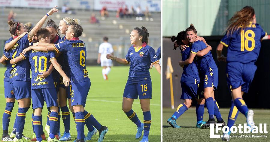 Le Partite Della Serie A Femminile In Diretta Tv E Streaming L Football