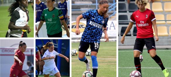 Calcio femminile diretta streaming e tv