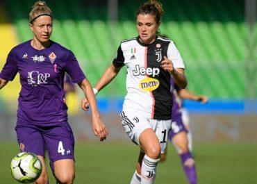 Juventus - Fiorentina femminile