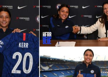 Sam Kerr al Chelsea