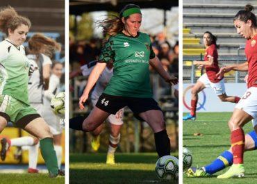 Lia Lonni, Elisa Bartoli, Maegan Kelly