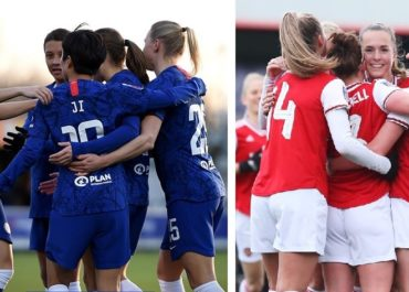 Chelsea Women Arsenal Women