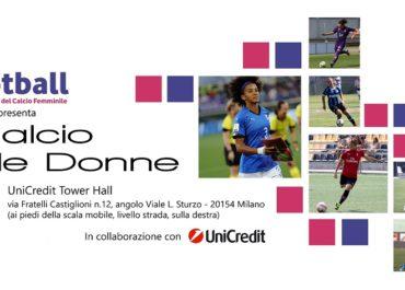 Evento Il Calcio delle Donne - L Football UniCredit