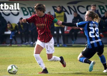 Giacinti nel derby di Milano
