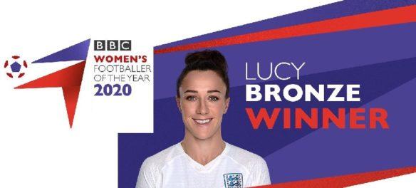 Lucy Bronze
