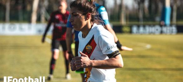 Elisa Bartoli AS Roma