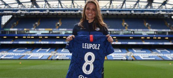 Melanie Leupolz Chelsea