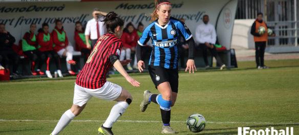 Gloria Marinelli in azione