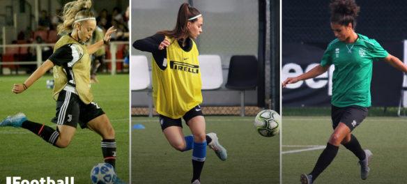 Gen Z calcio femminile