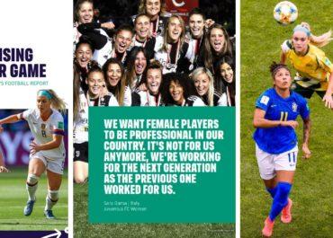 studio calcio femminile