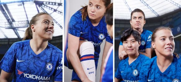 Chelsea Women Kit Home