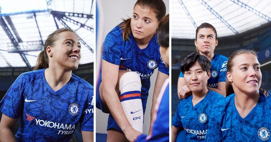 Chelsea Women Kit Home