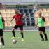 il Milan in allenamento