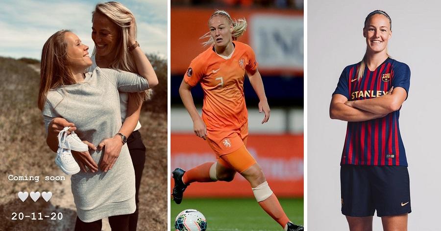 Stefanie Van der Gragt e Maryze Borst