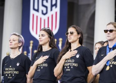 equal pay uswnt
