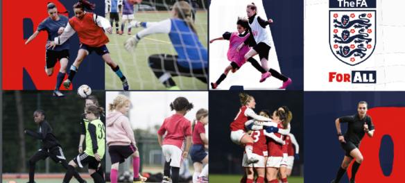 Calcio femminile inglese