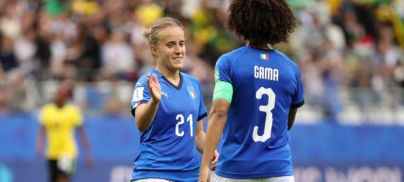Sara Gama calcio femminile