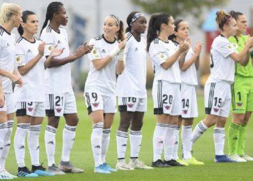 La squadra femminile del Real Madrid
