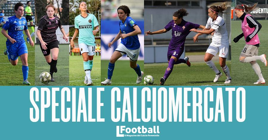 Speciale Calciomercato Serie A Femminile 2020 21 L Football