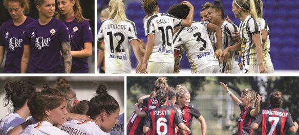 Diritti audiovisivi calcio femminile