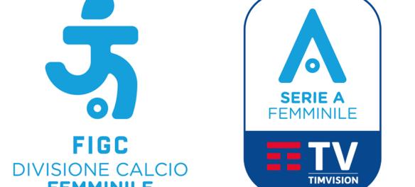 loghi divisione calcio femminile