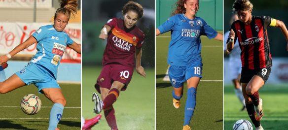 Partite Serie A femminile