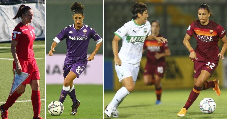 Serie A Femminile Le Probabili Formazioni Della 2 Giornata L Football