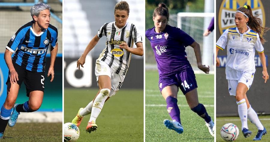 Serie A Femminile Dove Vedere In Diretta Tutte Le Partite L Football
