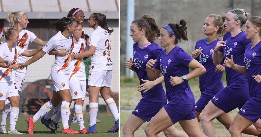 Presentato Il Calendario Della Serie A Femminile 2020 21 L Football