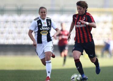 Milan Juventus femminile san siro