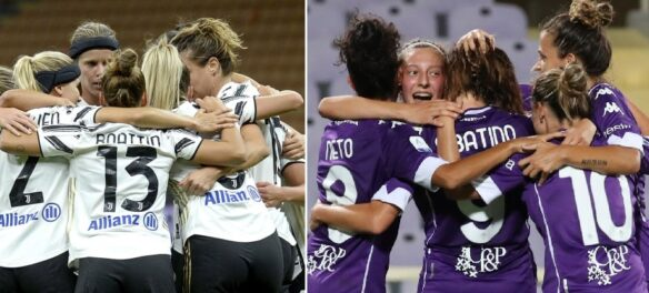 Juventus Women Fiorentina Femminile
