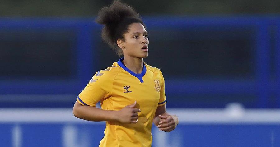 Valerie Gauvin Everton