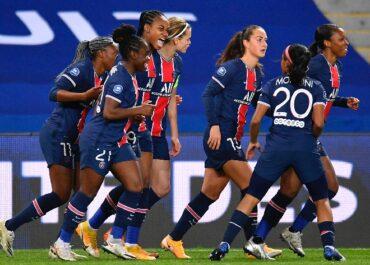 La squadra femminile del PSG