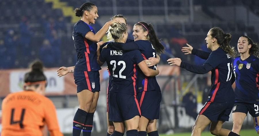 Nazionale USA calcio femminile