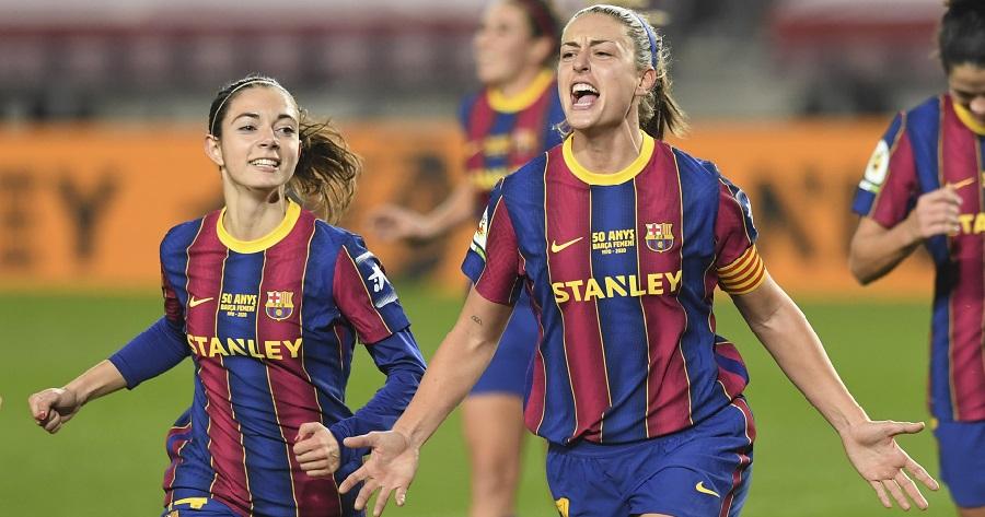 Alexia Putellas Barcellona